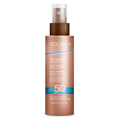 Rougj - Spray SPF50 Protezione Alta Viso e Corpo 150ML