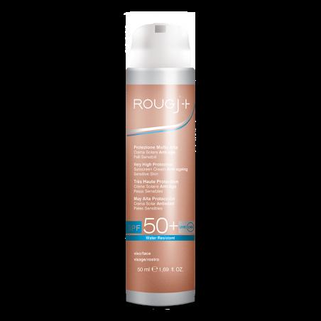 Rougj - Mousse Solare per Pelli Sensibili SPF50+ 50ML