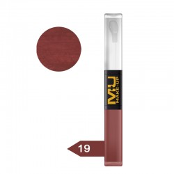 Mu Make Up - Lip Gloss Duo 19