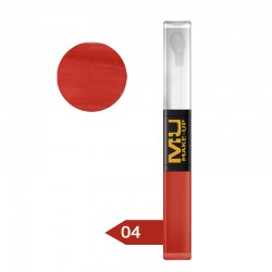 Mu Make Up - Lip Gloss Duo 04