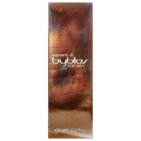 Byblos - Metal Sensation For Men Shampoo Shower Gel 400 ML