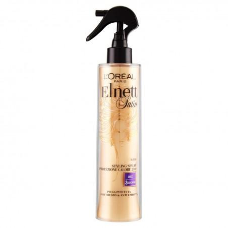 L'Oréal Paris - Elnett Spray Protezione Calore Lisci 3 Giorni 170ML