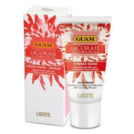 Guam - Le Corail Crema Mani 50 ML